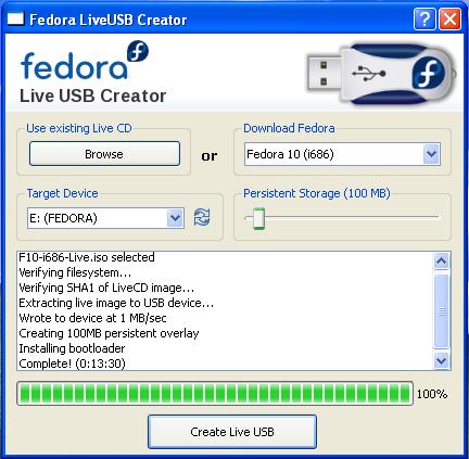 liveusb-creator