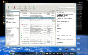 Mendeley Desktop Client